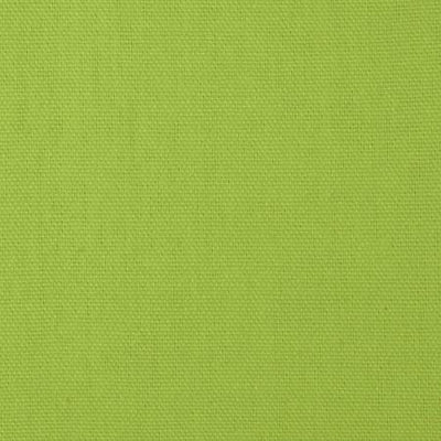 Lime Waterproof Solid Canvas Denier fabric / 50 Yards Roll