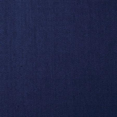 Navy Waterproof Solid Canvas Denier fabric / 50 Yards Roll