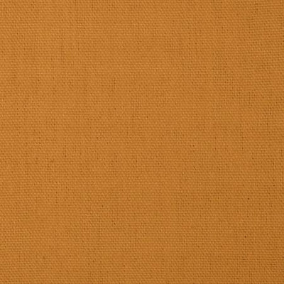 Orange Waterproof Solid Canvas Denier fabric / 50 Yards Roll