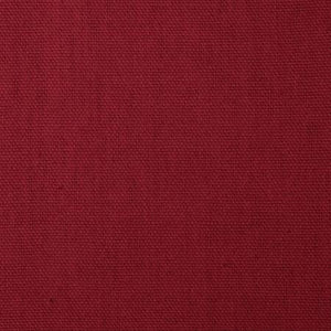 Red Solid Canvas Denier fabric