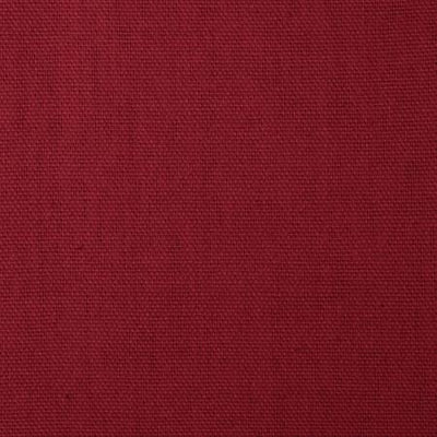 Red Waterproof Solid Canvas Denier fabric / 50 Yards Roll