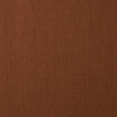 Rust Waterproof Solid Canvas Denier fabric / 50 Yards Roll