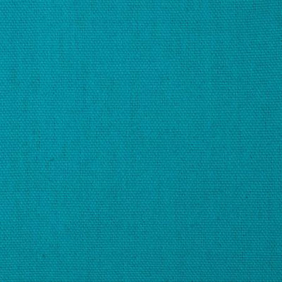 Turquoise Solid Canvas Denier fabric