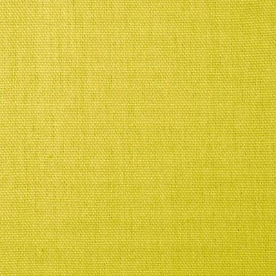 Yellow Waterproof Solid Canvas Denier fabric / 50 Yards Roll