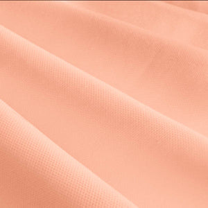 "60"" Peach Broadcloth Fabric"