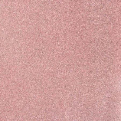 Pink Glitter Sparkle Metallic Faux Fake Leather Vinyl Fabric / 40 Yards Roll