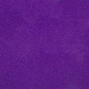 Purple Glitter Sparkle Metallic Vinyl