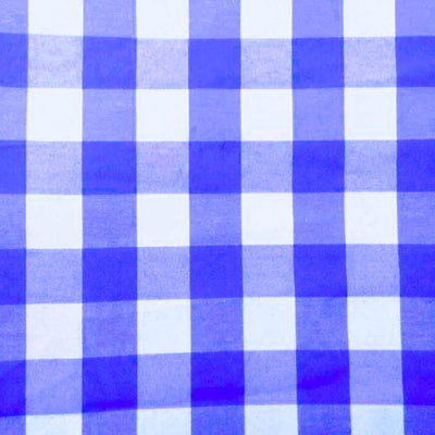 Royal Checkered Gingham 1