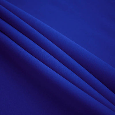 Royal Blue Polyester Poplin (60