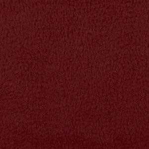 Wine Anti Pill Solid Fleece Fabric