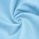 Sky Blue solid Acrylic Felt Fabric