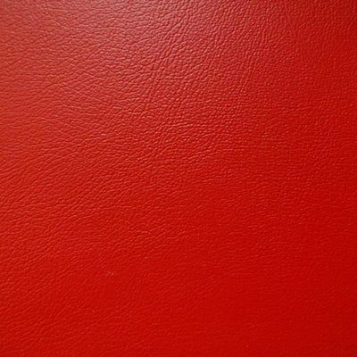 Red Soft PVC Leather
