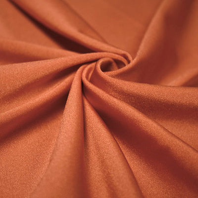 Copper Shiny Nylon Spandex