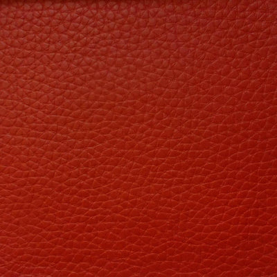Textured Red PVC Leather
