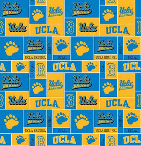 Los Angeles UCLA Bruins Fleece Fabric