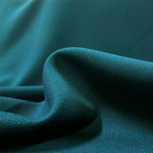 "60"" Dark Teal Broadcloth Fabric"