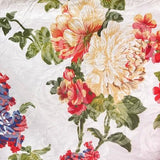 Blooming Florals Poly Cotton Fabric