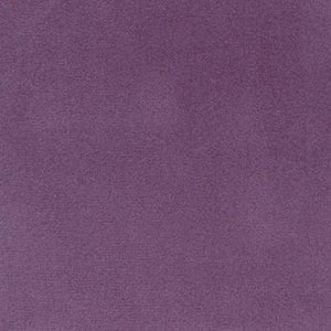 Lavender Triple Velvet Fabric