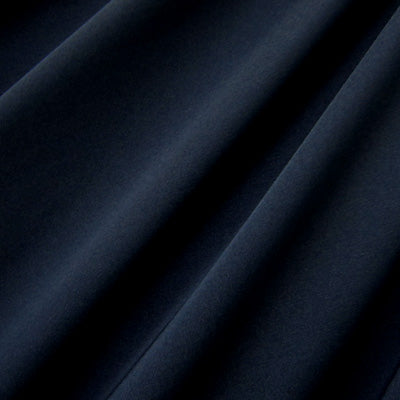 Navy Shiny Nylon Spandex