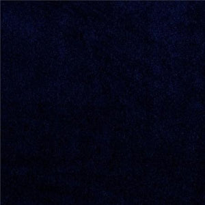 Navy Blue Upholstery Grade Velvet Flocking Fabric