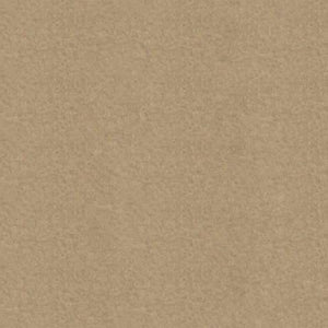 Khaki Anti Pill Solid Fleece Fabric