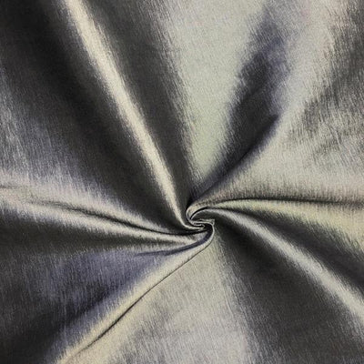 Gray Stretch Taffeta Fabric