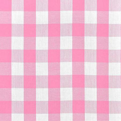 Pink Checkered Gingham 1
