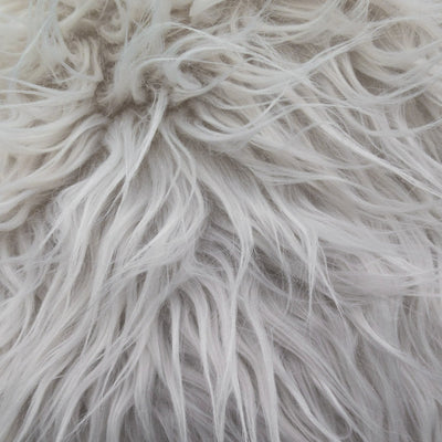 Curly Bleach Faux Fur Fabric