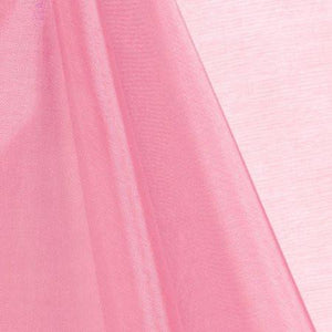 Candy Pink Mirror Organza Fabric