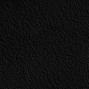 Jet Black Anti Pill Polar Fleece Fabric