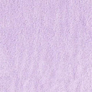 Lavender Anti Pill Solid Fleece Fabric