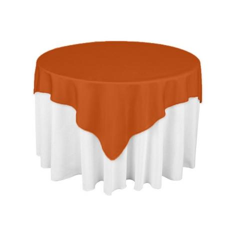 "Square Overlay Tablecloth 60"" x 60"""