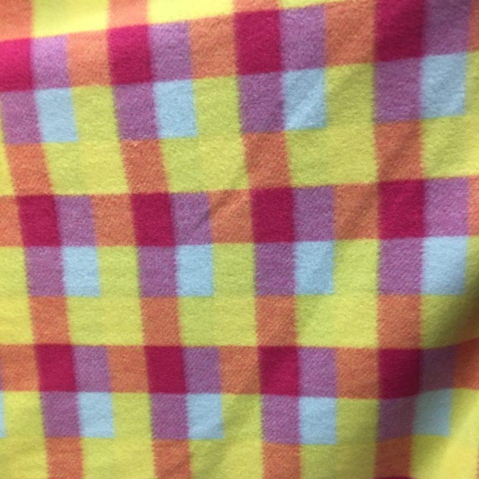 lime red tartan plaid checkered anti pill plaid fleece fabric fabric bravo. Black Bedroom Furniture Sets. Home Design Ideas