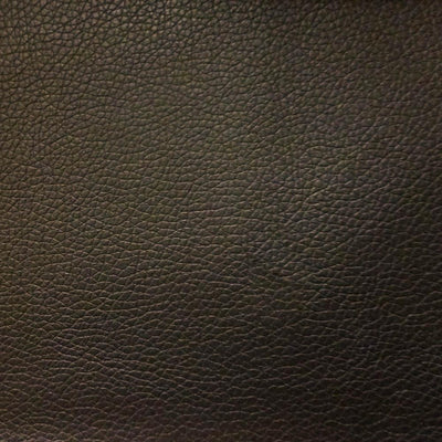 Brown 1.2 mm Thickness Soft PVC Faux Leather Vinyl Fabric