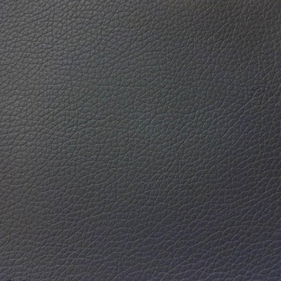 Charcoal 1.2 mm Thickness Soft PVC Faux Leather Vinyl Fabric