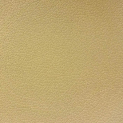 Khaki 1.2 mm Thickness Soft PVC Faux Leather Vinyl Fabric