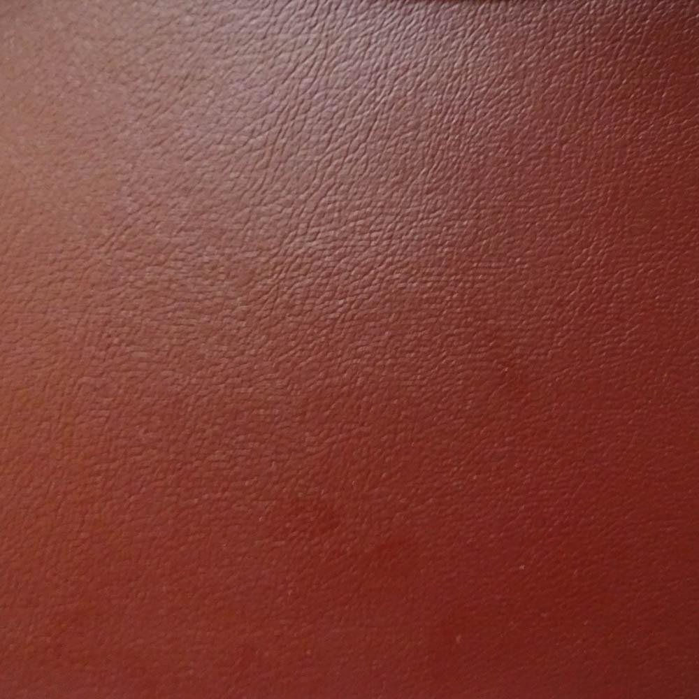 Burgundy 1.0 mm Thickness Soft PVC Faux Leather Vinyl Fabric