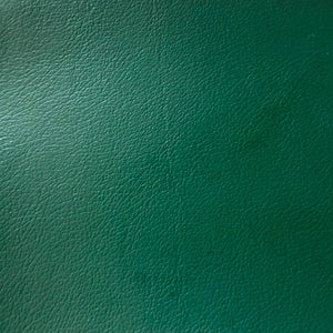 Green 1.0 mm Thickness Soft PVC Faux Leather Vinyl Fabric