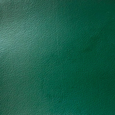 Green Soft PVC Leather