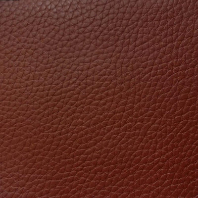 Textured Burgundy PVC Leather