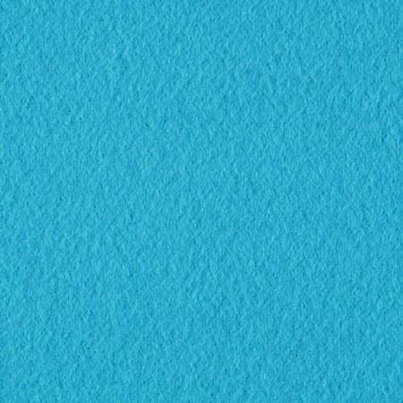 Turquoise Anti Pill  Solid Fleece Fabric