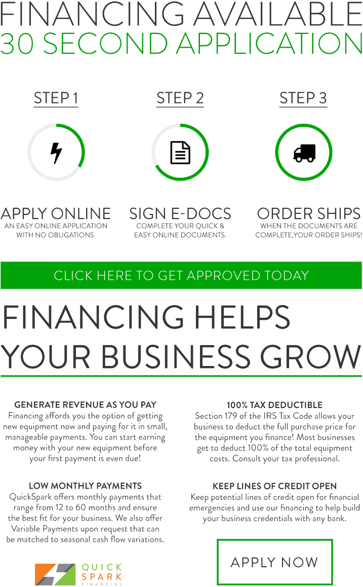 shop indoor golf business financing