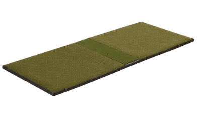 Fiberbuilt 4x9 Double Sided Golf Mat
