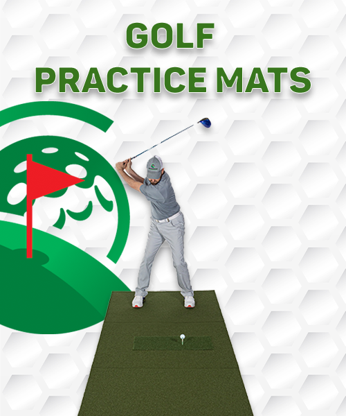 Golf Practice Mats Collection Page
