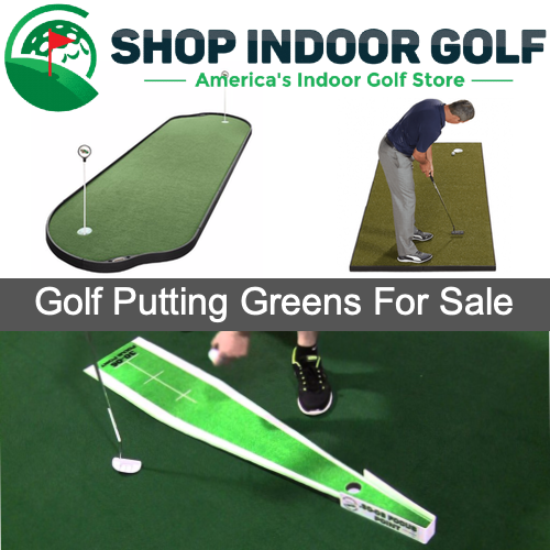 Golf Putting Greens For Sale