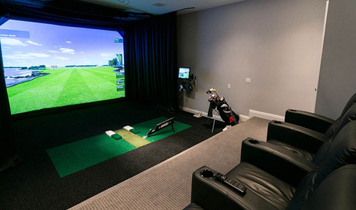 HD Golf Home Simulator