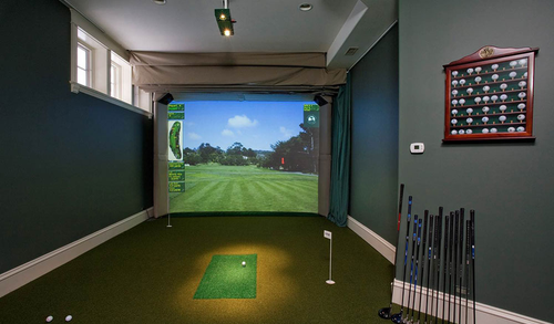 HD Golf Simulator
