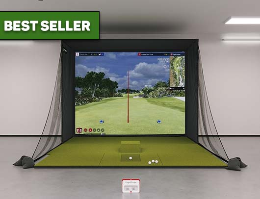 Mevo Plus SIG10 Golf Simulator