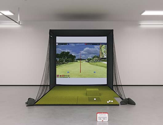 Mevo Plus SIG8 Golf Simulator from Shop Indoor Golf