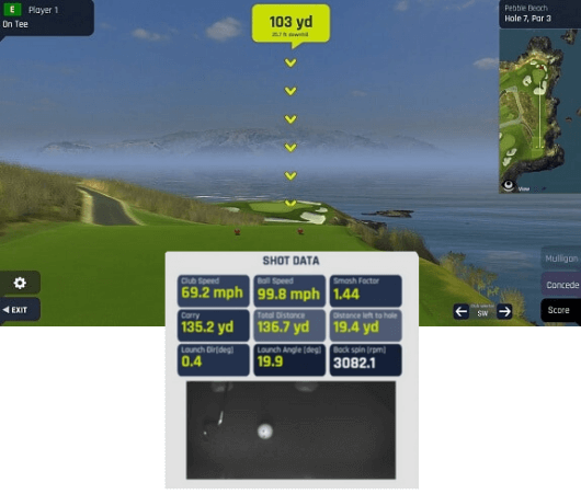 optishot ballfight simulator software